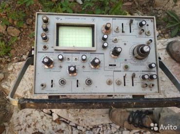 Куплю полупроводниковый Осциллограф с1-64. за 2500 сом в Бишкек