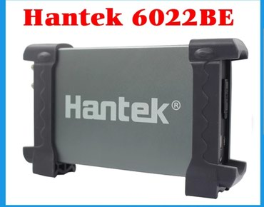 Digitalni Osciloskop HANTEK 6022BE USB Dvokanalni 20MHz NOVO - Krusevac