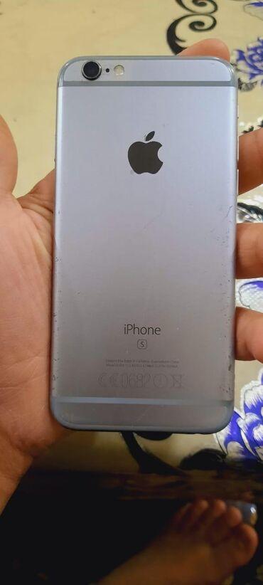 IPhone 6s | 16 GB | Boz (Space Gray) | İşlənmiş | Çatlar, cızıqlar