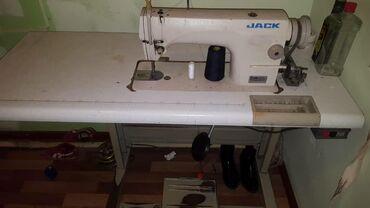 Продаю швейную машинку жаки прямой строчке