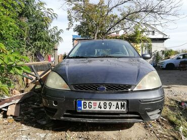 Bmw 1 серия 135i dkg - Srbija: Ford Focus 1.8 l. 2001 | 283000 km
