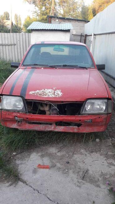 Opel Ascona 1.6 л. 1986