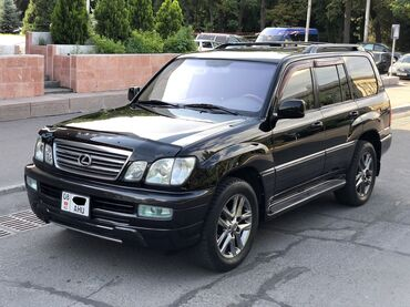 Lexus - Бензин - Бишкек: Lexus LX 4.7 л. 2003 | 210000 км