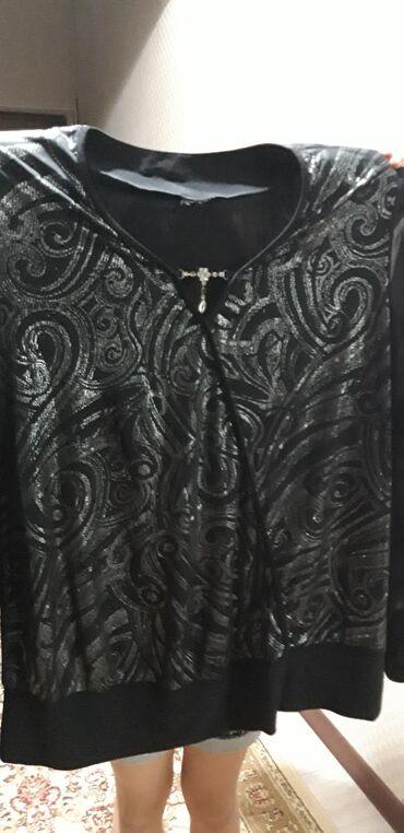 женская-блуза в Кыргызстан: Женская кофта турецкая б/у в хорошем состоянии