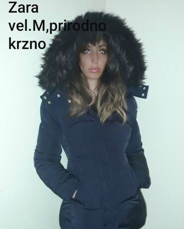 Extra stanje,veoma skupo placena original jakna Zara vel.M