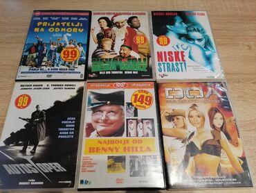 9285 oglasa: 6 original cd-ova filmovi razni. Kompleti su od po 6 cd mogu da se kom