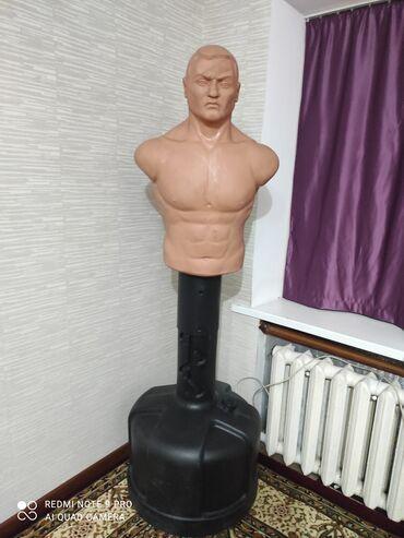 Герман БоксМанекен для бокса.В отличном состоянии.Водоналивной