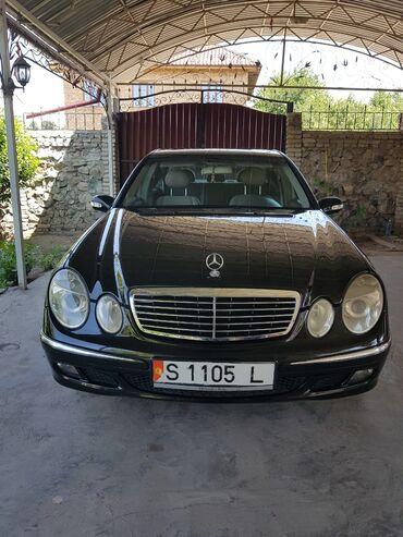 mercedes-benz-slk-32-amg в Кыргызстан: Mercedes-Benz E 320 3.2 л. 2004
