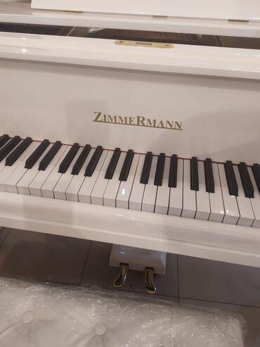 Пианино, фортепиано - Азербайджан: Röyal Zimmermann