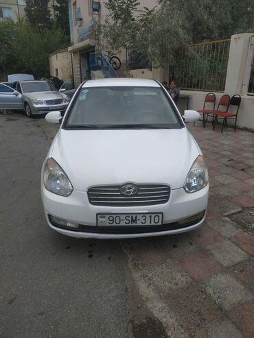 hyundai accent - Azərbaycan: Hyundai Accent 1.4 l. 2009
