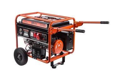 Бензиновый генератор wester gnb5500a original в Лебединовка