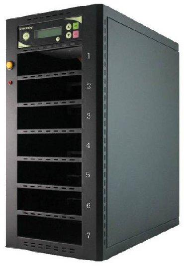 дубликатор дисков в Кыргызстан: Корпус дубликатора Tech-Com CS-009 1:7 для автономного