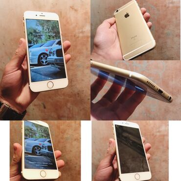 Новый iPhone 6s 64 ГБ Золотой