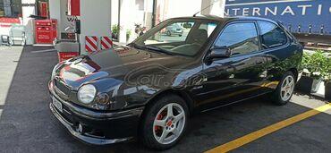 Toyota Corolla 1.6 l. 1998 | 299 km