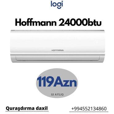 HOFFMANN SIAC-24/HRƏtraflı məlumat üçün:💳BirKart ilə 12 aylıq