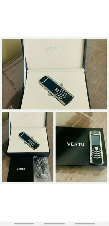 Vertu - Azərbaycan: Vertu telefon satilir. Problemi yoxdu. 150 azn. Unvan h.aslanov