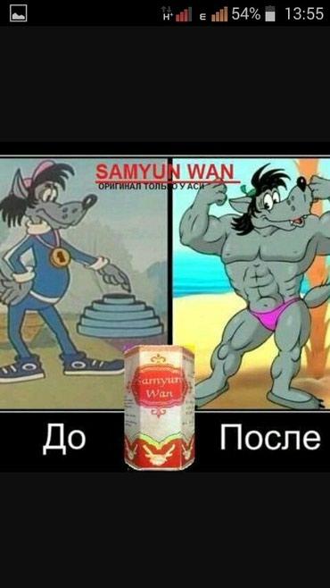 Самюн ван для набора веса быстро можно в Бишкек
