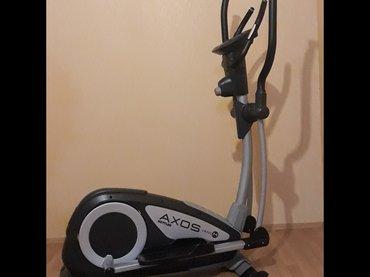 Bakı şəhərində Kettler AXOS made in Germany , tezeden ferqlenmir , bu aparatlari