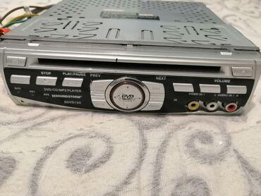 Audio oprema za auto   Srbija: Auto dvd, cd, mp3 plejer sa video izlazima i audio ulazima i