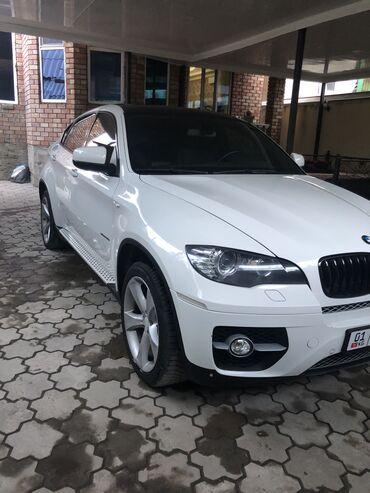 bmw m3 4 dct в Кыргызстан: BMW X6 4.4 л. 2008 | 129000 км