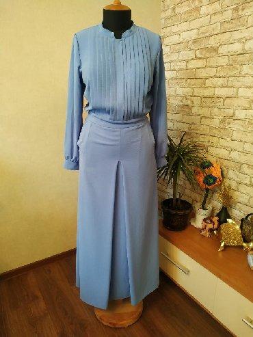 супер стильное платье в Кыргызстан: Стильное платье, размер 46-48. Одевали один раз. Праздничноескромно