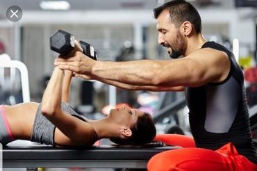 Требуются тренеры в фитнес клуб в Бишкек