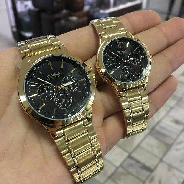 chasy bentley original в Кыргызстан: Золотистые Мужские Наручные часы Casio
