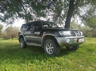 автобазар ниссан в Кыргызстан: Nissan Patrol 3 л. 2003 | 220000 км