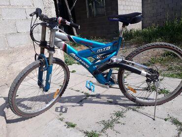 Продою горный Велосипед. Состояние отличное . Задняя тормаз и