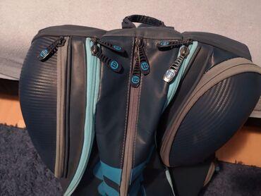 Reket - Srbija: Wilson Vancouver 15 packKvalitetna profesionalna teniska torba sa