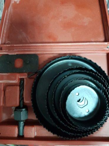 Testera kruzna, nova u pakovanju - Odzaci
