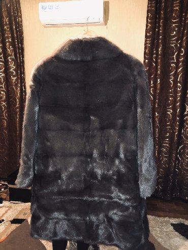 шубы норковые в Кыргызстан: Норковая шуба НАТУРАЛЬНАЯ трансформер,цена:1000$,покупали дороже