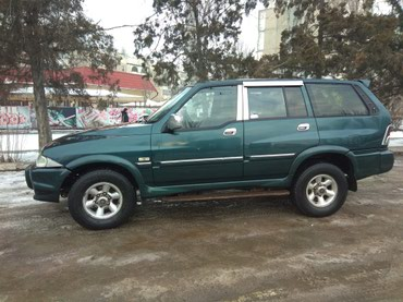 Ssangyong Musso 1999 в Бишкек