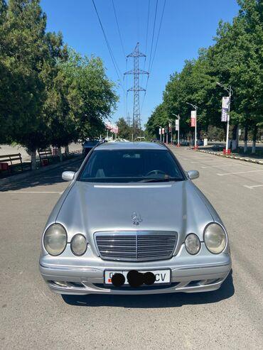 дизель форум бишкек недвижимость в Кыргызстан: Mercedes-Benz E 320 3.2 л. 2001 | 390000 км
