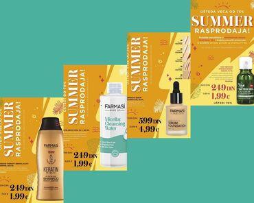 Kozmetika - Srbija: Summer rasprodaja Ušteda više od 70 %Ostale super ponude možete