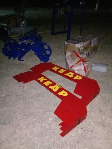 Пилорама кедр -4м, новые они, двигатель в Джалал-Абад