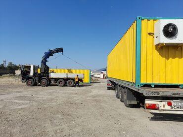 Soyuducu konteyner - Azərbaycan: Konteyner soyuducu6 ve 12 metrelik konteyner soyuducularin sifaris