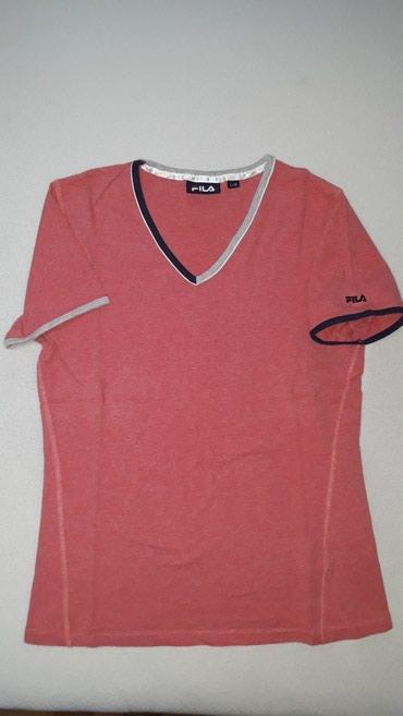 Original FILA zenska majica, velicina L - Valjevo