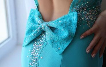 Продаю шикарное вечернее платье. в Бишкек