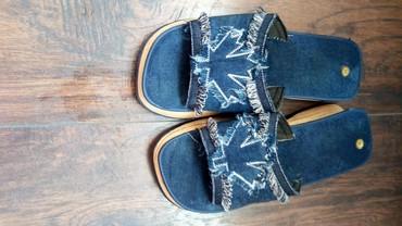 Papuče od teksasa broj 38 - Kucevo