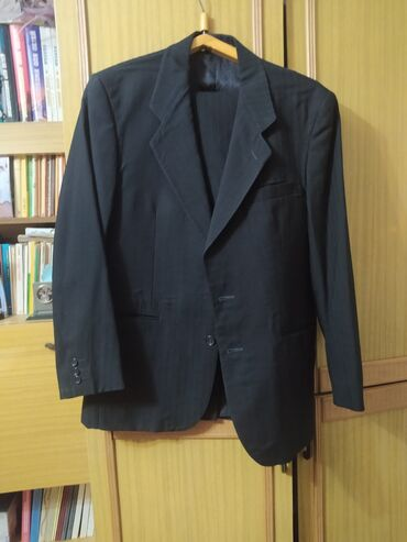 Мужской костюм 44 размер