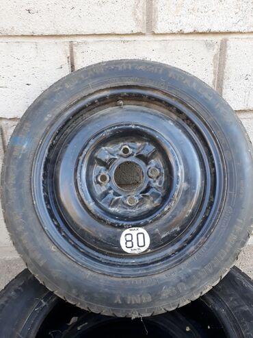диски на авто на 15 в Кыргызстан: Запаска на ниссан примера ( подойдет и на другие авто ) сост отл