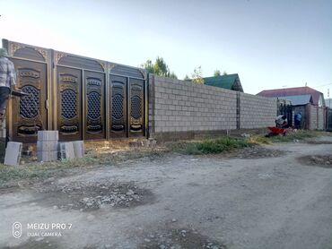 откатные ворота бишкек in Кыргызстан | АКСЕССУАРЫ ДЛЯ АВТО: 8 соток, Для строительства, Срочная продажа, Красная книга