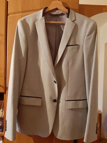 Kişi Geyimləri - Azərbaycan: Мужской костюм.Zara,2 раза надевал,торг уместен