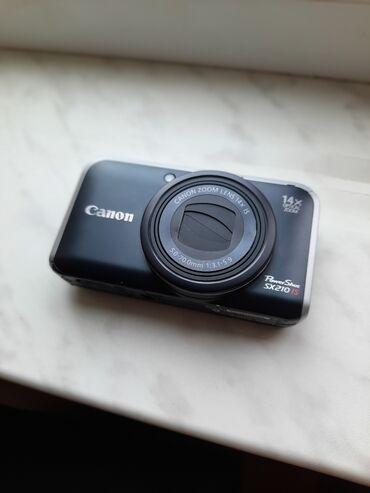 canon kiss x2 в Азербайджан: Eziz musteriler canon fotoaparati satilir 50-azn.Real alicilara ciddi