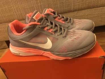 Nike patike, velicina 38. Original. Nosene tri puta. - Crvenka