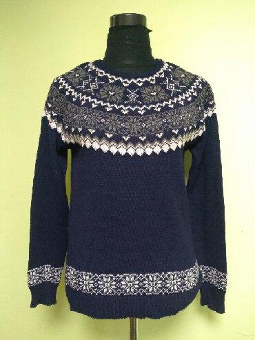розовый свитерок в Кыргызстан: Свитерокв хорошем состоянии, размер 42-44-46