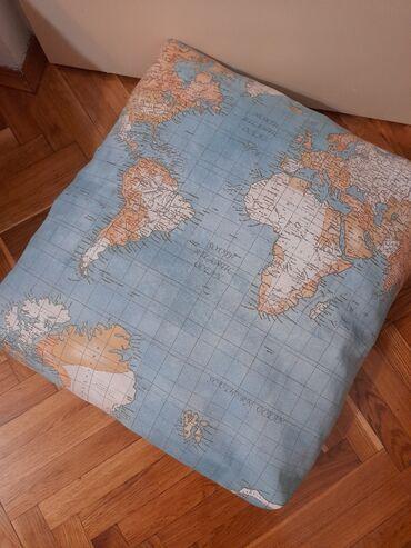 Ptostirka - jastuk za kućnog ljubimcaSašiveno od dekor platna i