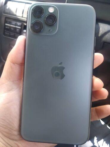 Б/У IPhone 11 Pro 256 ГБ Зеленый