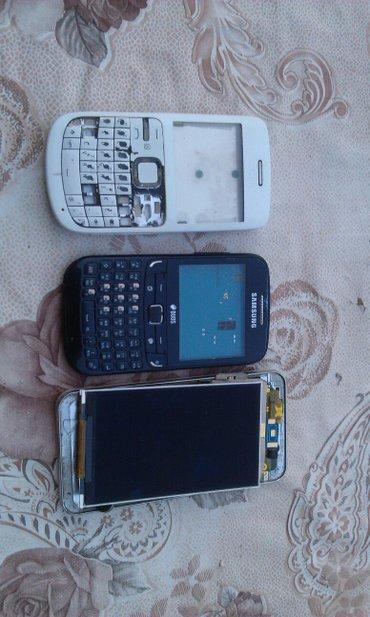 Bakı şəhərində Nokia c3 ,samsung ,kitayski model ucude tam islekdir nokia ve samsunga
